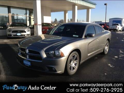 2012 Dodge Charger for sale at PARKWAY AUTO CENTER AND RV in Deer Park WA