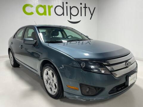 2011 Ford Fusion for sale at Cardipity in Dallas TX