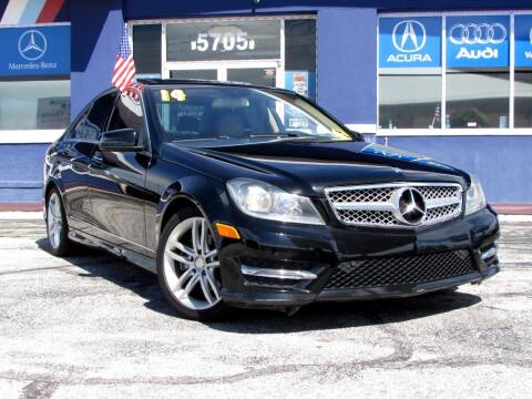 2014 Mercedes-Benz C-Class for sale at Orlando Auto Connect in Orlando FL