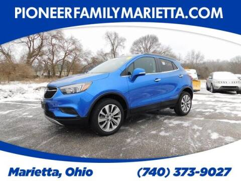 2017 Buick Encore for sale at Pioneer Family auto in Marietta OH