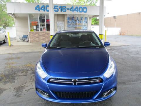 2014 Dodge Dart for sale at Elite Auto Sales in Willowick OH