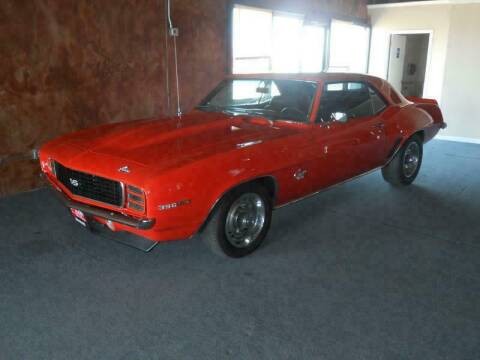 1969 Chevrolet Camaro for sale at Right Price Auto in Idaho Falls ID