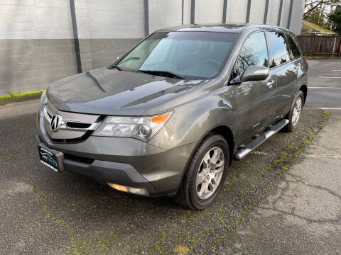 2007 Acura MDX for sale at APX Auto Brokers in Lynnwood WA