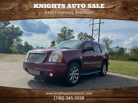 2010 GMC Yukon for sale at Knights Auto Sale in Newark OH