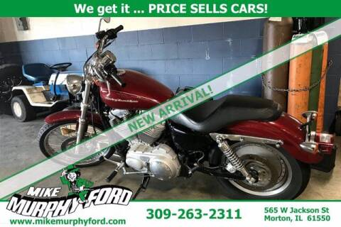 2007 Harley-Davidson Sportster for sale at Mike Murphy Ford in Morton IL