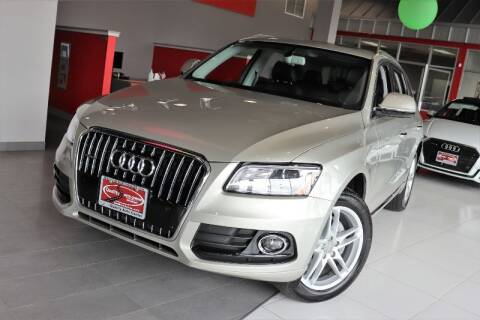 2017 Audi Q5 for sale at Quality Auto Center of Springfield in Springfield NJ