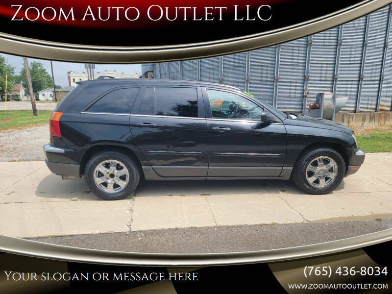 2005 Chrysler Pacifica for sale at Zoom Auto Outlet LLC in Thorntown IN