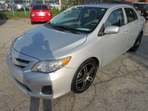 2013 Toyota Corolla for sale at King of Auto in Stone Mountain GA