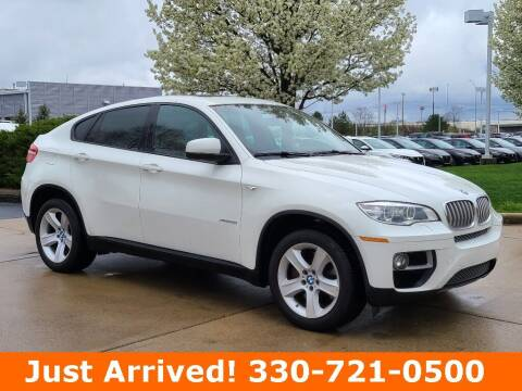2013 BMW X6 for sale at Ken Ganley Nissan in Medina OH