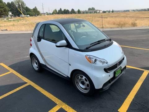 2014 Smart fortwo for sale at ALOTTA AUTO in Rexburg ID