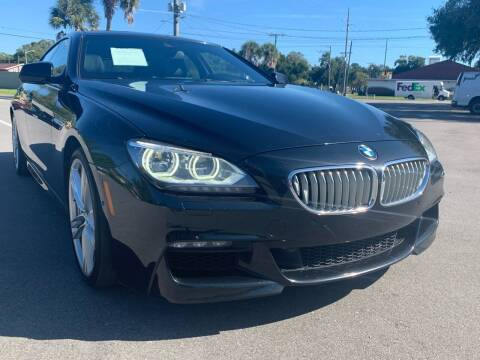 2014 BMW 6 Series for sale at Consumer Auto Credit in Tampa FL