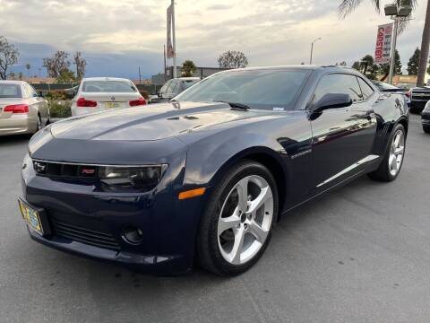 2015 Chevrolet Camaro for sale at CARSTER in Huntington Beach CA