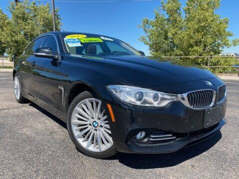 2015 BMW 4 Series for sale at UNITED Automotive in Denver CO