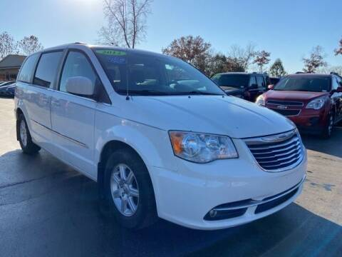 2012 Chrysler Town and Country for sale at Newcombs Auto Sales in Auburn Hills MI