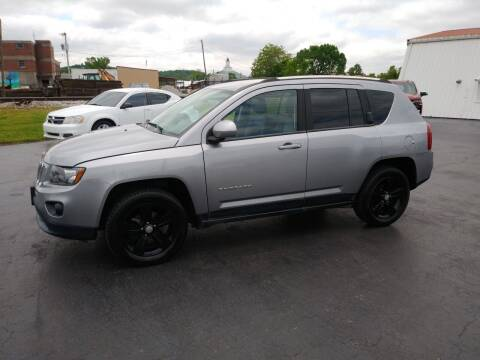 2014 Jeep Compass for sale at Big Boys Auto Sales in Russellville KY