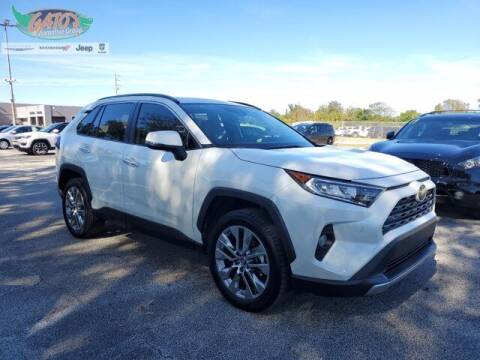 2019 Toyota RAV4 for sale at GATOR'S IMPORT SUPERSTORE in Melbourne FL