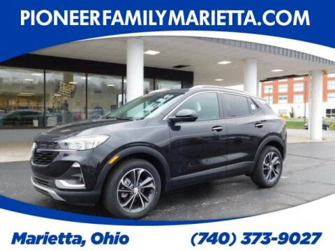 2020 Buick Encore GX for sale at Pioneer Family preowned autos in Williamstown WV