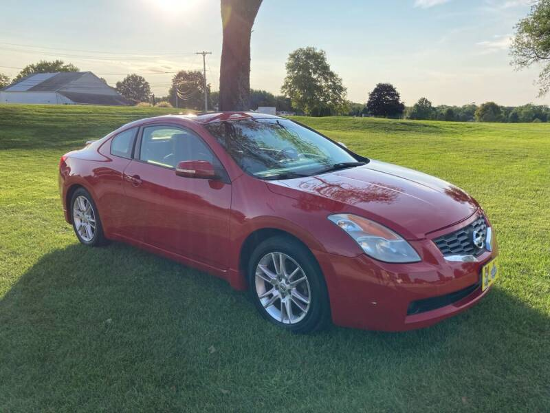 2008 Nissan Altima for sale at Good Value Cars Inc in Norristown PA