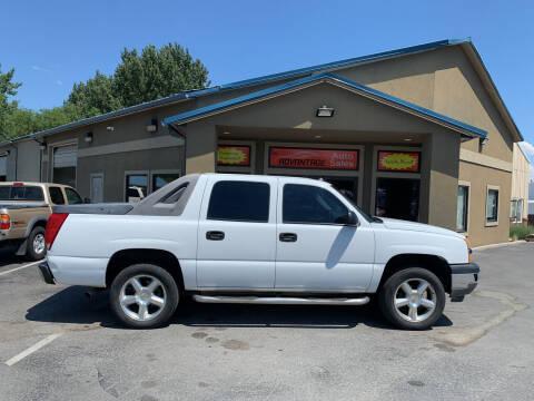 2005 Chevrolet Avalanche for sale at Advantage Auto Sales in Garden City ID