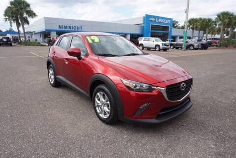 2019 Mazda CX-3 for sale at WinWithCraig.com in Jacksonville FL