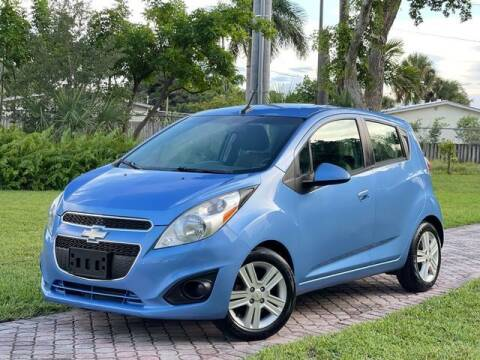 2014 Chevrolet Spark for sale at Citywide Auto Group LLC in Pompano Beach FL