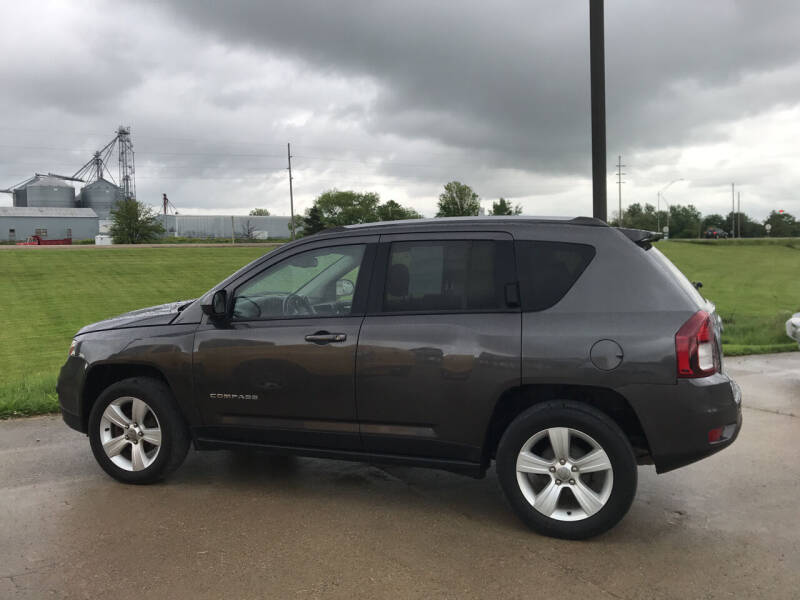 2016 Jeep Compass for sale at Lanny's Auto in Winterset IA