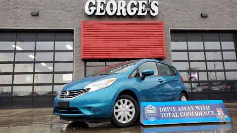 2016 Nissan Versa Note for sale at George's Used Cars - Pennsylvania & Allen in Brownstown MI