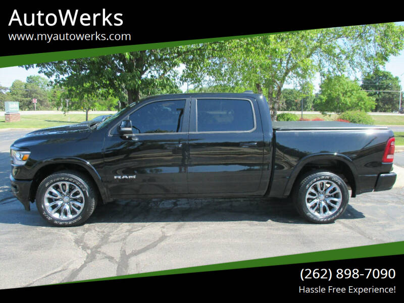 2019 RAM Ram Pickup 1500 for sale at AutoWerks in Sturtevant WI