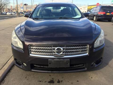 2011 Nissan Maxima for sale at B & Z Auto Sales LLC in Delran NJ