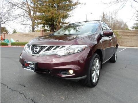 2014 Nissan Murano for sale at A-1 Auto Wholesale in Sacramento CA