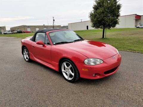 2003 Mazda MX-5 Miata for sale at Image Auto Sales in Dallas TX