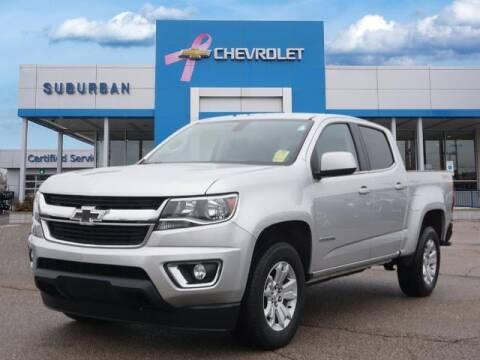 2016 Chevrolet Colorado for sale at Suburban Chevrolet of Ann Arbor in Ann Arbor MI