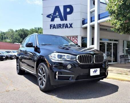 2017 BMW X5 for sale at AP Fairfax in Fairfax VA