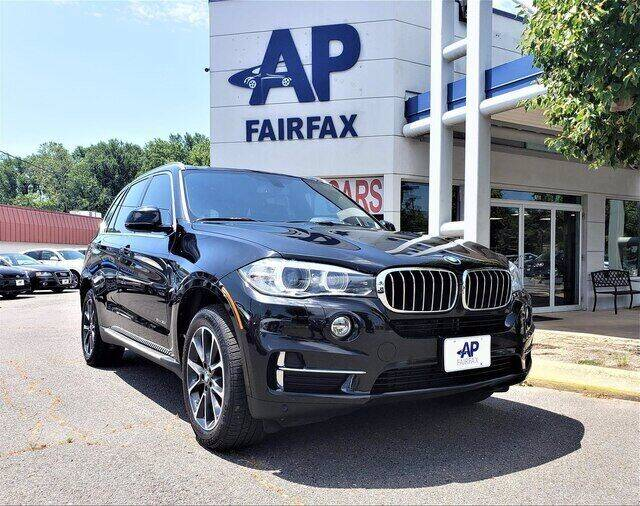 2017 BMW X5 for sale at AP Fairfax in Fairfax VA