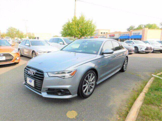 2017 Audi A6 for sale at AP Fairfax in Fairfax VA
