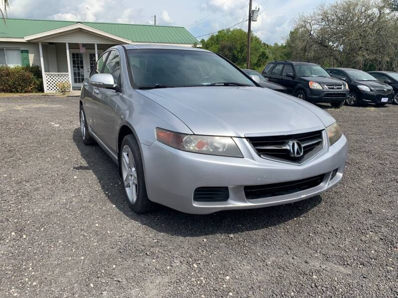 2005 Acura TSX for sale at Popular Imports Auto Sales in Gainesville FL