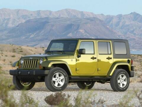 2007 Jeep Wrangler Unlimited for sale at BuyFromAndy.com at Hi Lo Auto Sales in Frederick MD