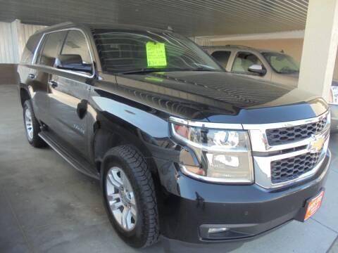 2016 Chevrolet Tahoe for sale at KICK KARS in Scottsbluff NE
