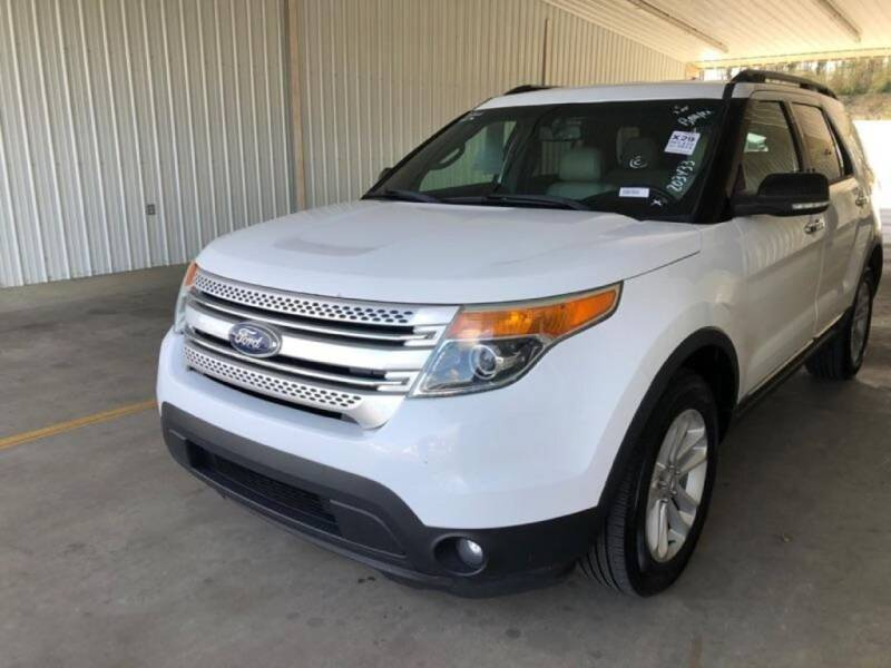 2013 Ford Explorer for sale at Drive Today Auto Sales in Mount Sterling KY