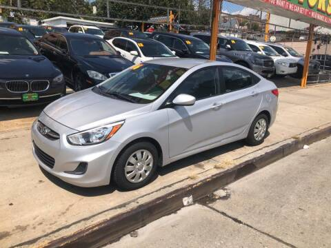 2016 Hyundai Accent for sale at Sylhet Motors in Jamacia NY