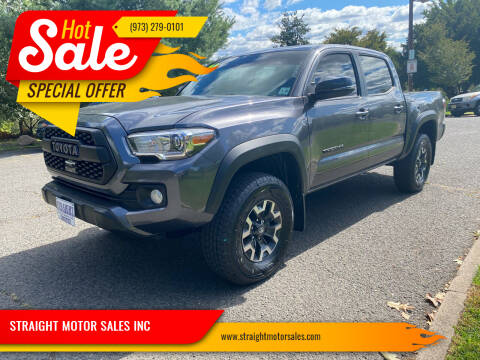 2021 Toyota Tacoma for sale at STRAIGHT MOTOR SALES INC in Paterson NJ