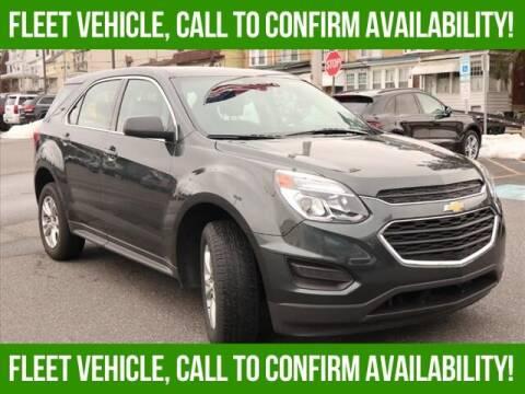 2017 Chevrolet Equinox for sale at Bob Weaver Auto in Pottsville PA