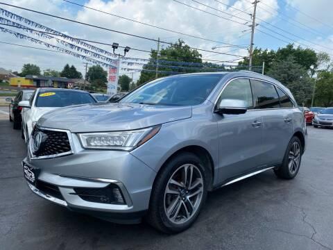 2017 Acura MDX for sale at WOLF'S ELITE AUTOS in Wilmington DE
