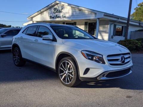 2015 Mercedes-Benz GLA for sale at Best Used Cars Inc in Mount Olive NC