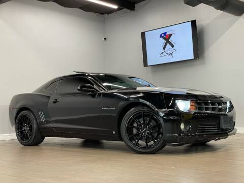 2010 Chevrolet Camaro for sale at TX Auto Group in Houston TX