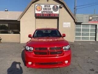 2012 Dodge Durango for sale at Utah Credit Approval Auto Sales in Murray UT