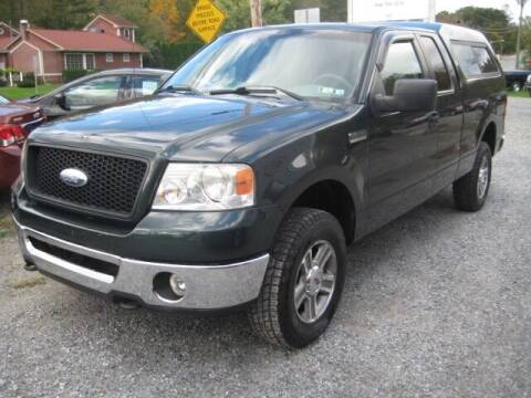 2006 Ford F-150 for sale at Motors 46 in Belvidere NJ