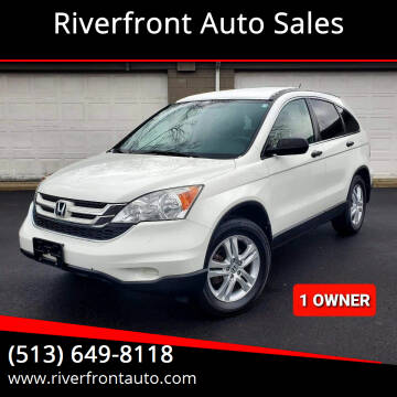 2011 Honda CR-V for sale at Riverfront Auto Sales in Middletown OH