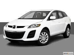 2008 Mazda CX-7 for sale at TROPICAL MOTOR SALES in Cocoa FL
