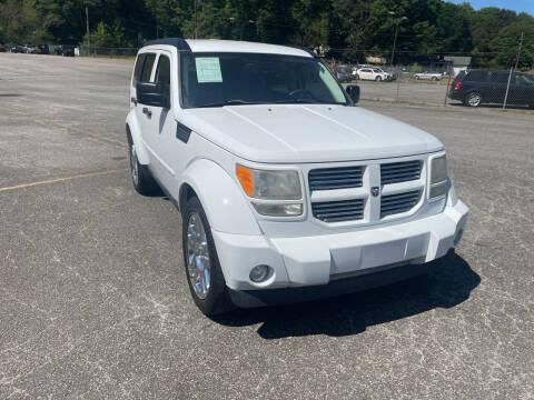 2011 Dodge Nitro for sale at Certified Motors LLC in Mableton GA